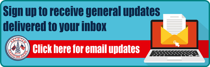 Sign up for ARA Email Updates